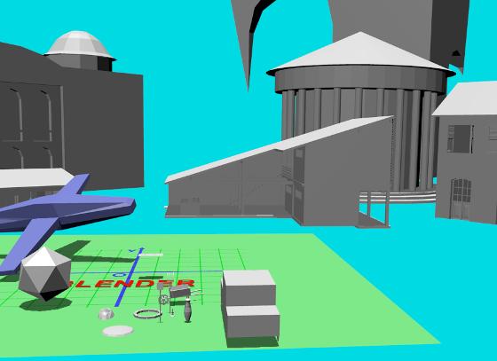 La 3D informatisée, avec Blender et sans Plein_d_objets